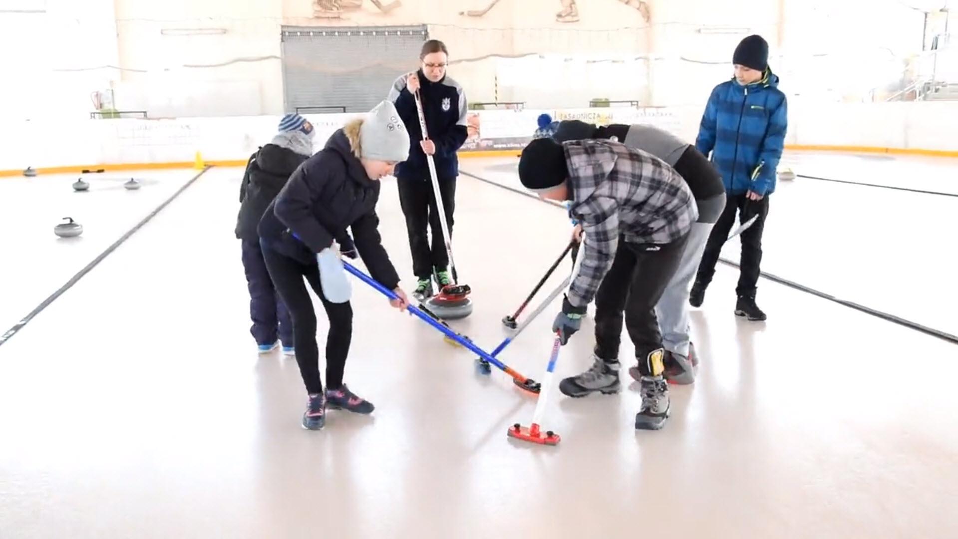 Curling pod Tatrami – Czarny Dunajec 2018