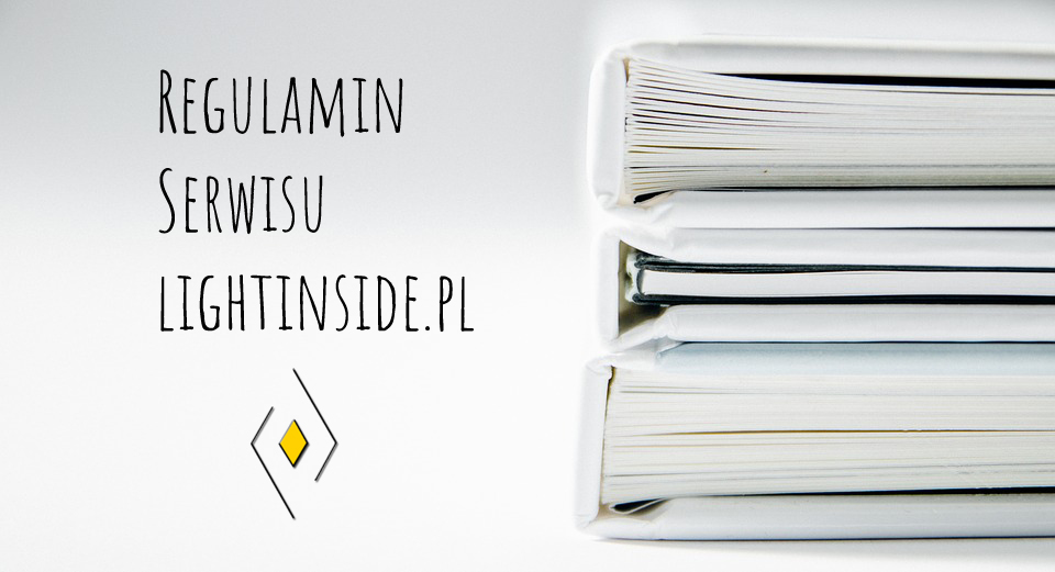 Regulamin Serwisu lightinside.pl