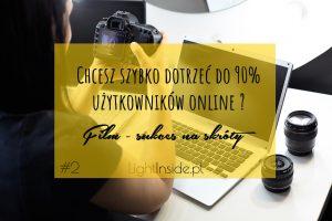 kurs online o stworzeniu video wizytówki