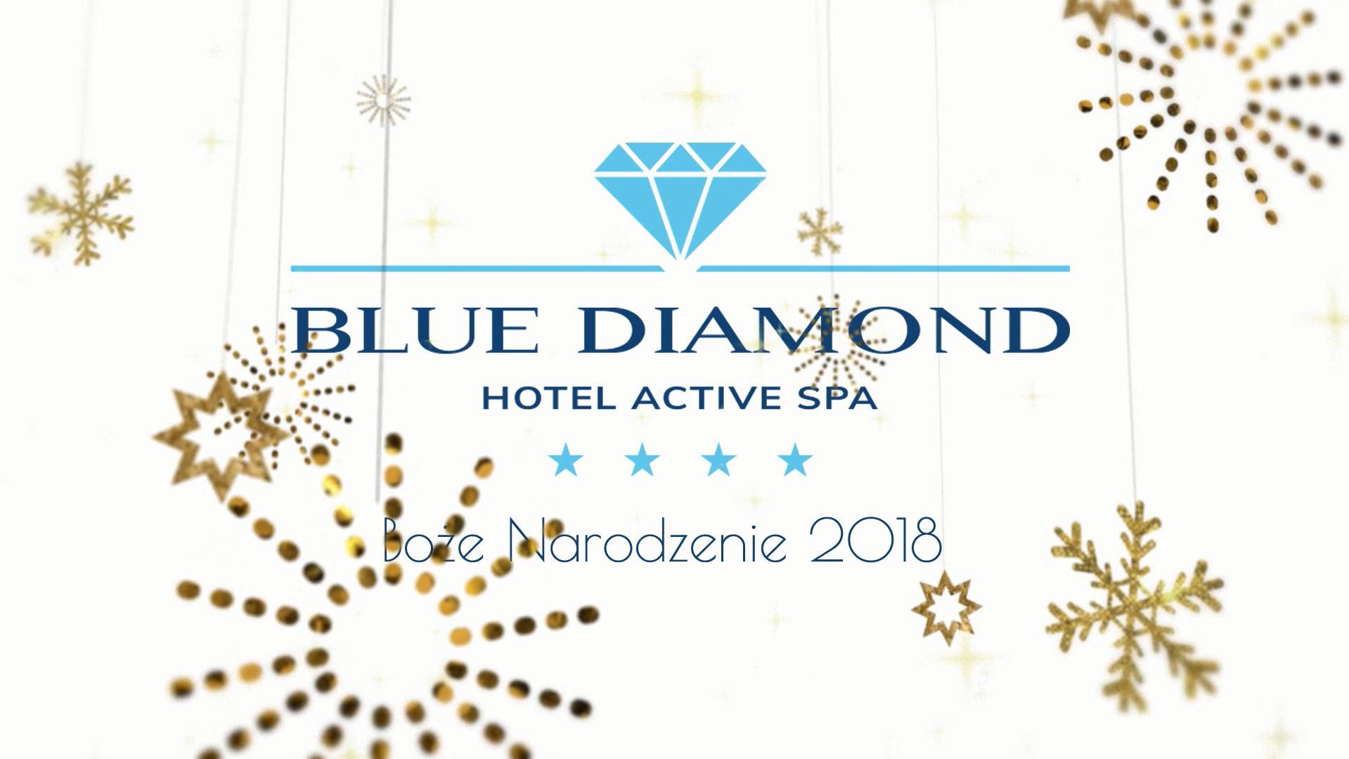 Hotel Blue Diamond na Boże Narodzenie 2018