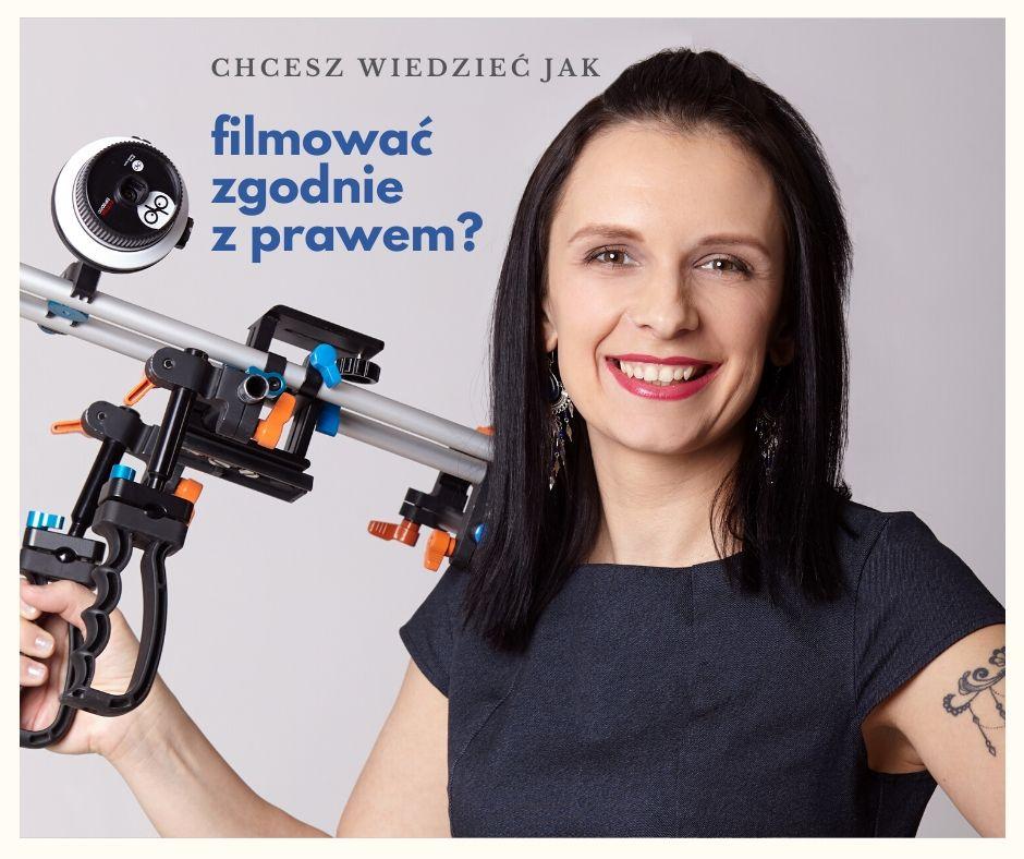 Filmowanie zgodne z prawem